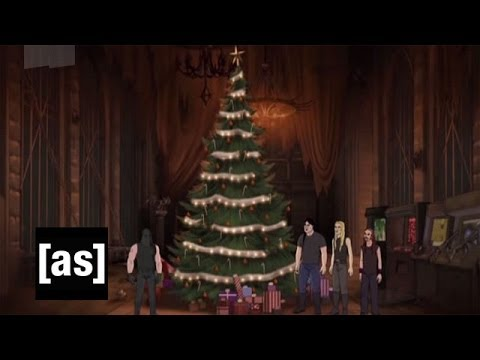 The Christmas Tree   Metalocalypse   Adult Swim - The Christmas Tree Metalocalypse Adult Swim - YouTube