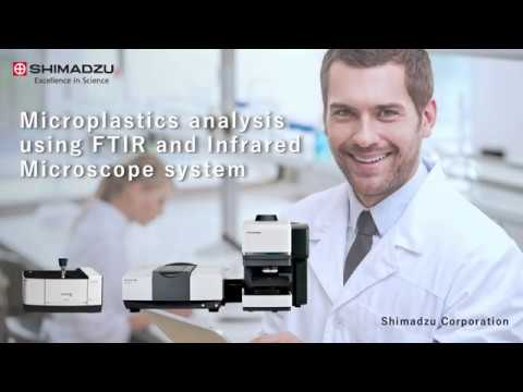 Microplastics Analysis Using FTIR And Infrared Microscope System