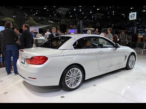 BMW Series Convertible Gets You In The Sun - 2014 bmw 3 series convertible