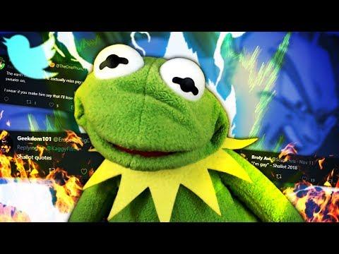 Kermit the Frog Reads Weird Tweets