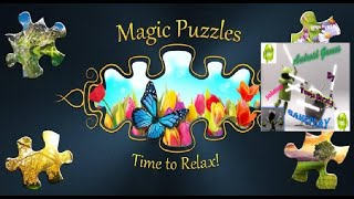 Magic Jigsaw Puzzles Android HD GamePlay Trailer