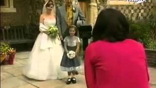 Жених и невеста тили тили тесто !!!😂