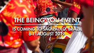 Being You Is Coming To Brazil with Dr Dain Heer