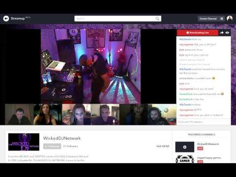 streamup---live-demo