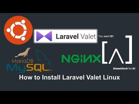 Cara Install Laravel Di Kali Linux