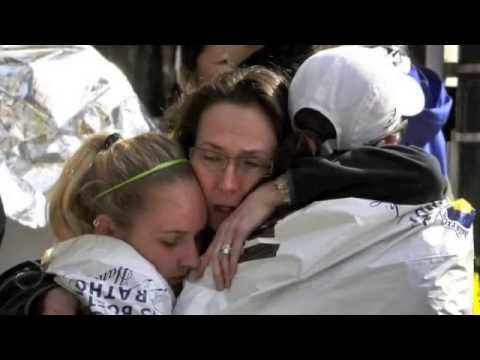 Boston Marathon Explosion(musical prayer)