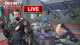 LEGENDARY RANKED WITH MY NEW FAVORITE GUN! COD Mobile Live Stream
