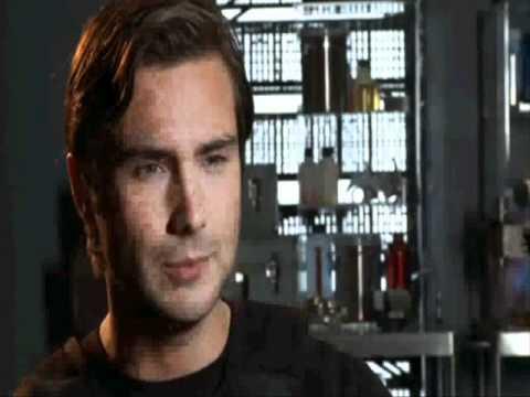 Primeval Cast Interviews: Ben Mansfield
