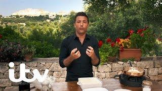 Gino's Italian Coastal Escape | Almond Tiramisu With Cherry Compote | ITV