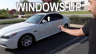 BMW CODING EP. 2 - WINDOW UP VIA REMOTE e60 e63 e90