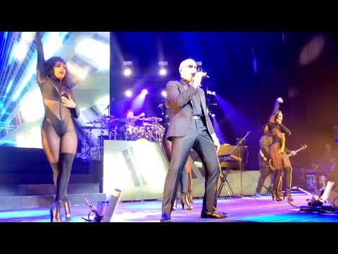 "PITBULL-""International Love"" Caesars Windsor Casino, Canada 6/23/18"