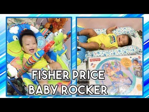 FISHER PRICE BABY ROCKER