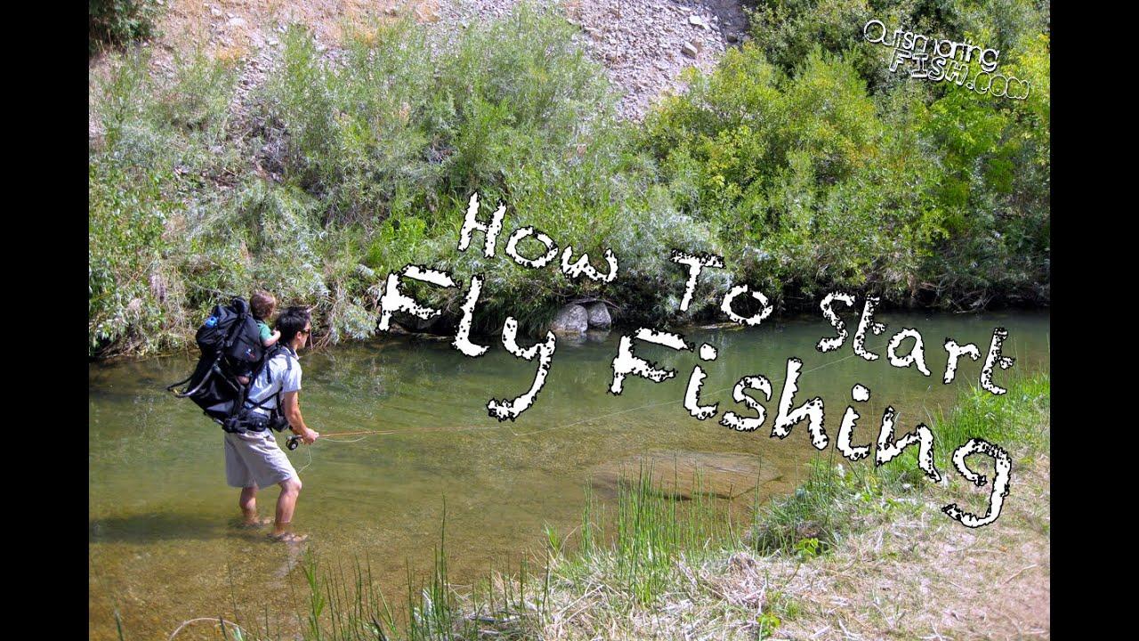 How to Start Fly Fishing - Best Beginner Method
