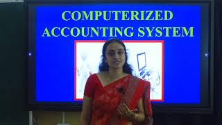 I PUC   ACCOUNTANCY    COMPUTERIZED ACCOUNTING SYSTEM - 1