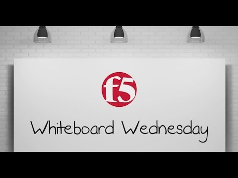 WhiteBoard Wednesday: Load Balancing Algorithms Part 1