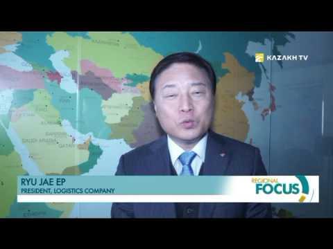 South Korea plans to export goods to Europe via Kazakhstan