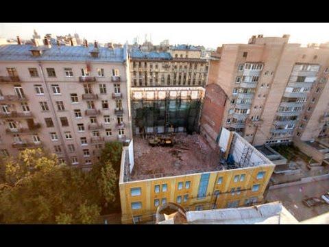 «Беспрецедентная наглость». Мэрия Москвы отреагировала на снос дома Прошиных