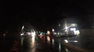Strong Storm in Tornado Watch Southern Arkansas