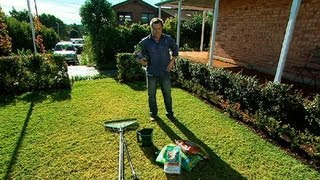 Better Homes and Gardens - Spring lawn maintenance