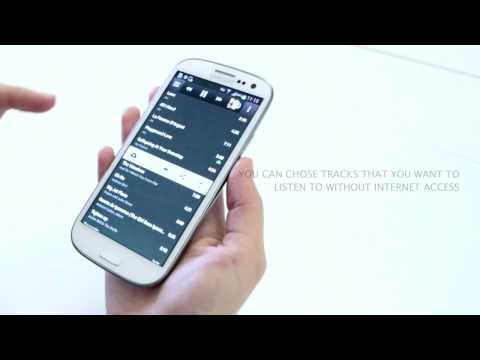 10tracks - Android music player