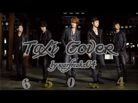 [Cover] DBSK - Taxi by Shaine (war_freakz04)