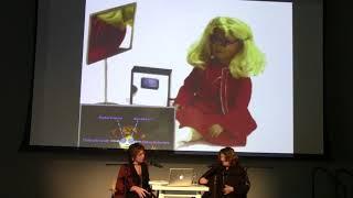 SITE Santa Fe - Artist Talk: Lynn Hershman Leeson with Anne Basalmo    Artists & Cyborgs Clip 2