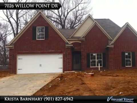 Homes for sale 7026 willow point drive horn lake ms for Ms home builders