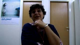 CultureBuzz Converses with Nadia El Fani - So much more than a filmmaker!