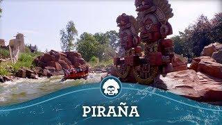 Kijk Pirana onride filmpje