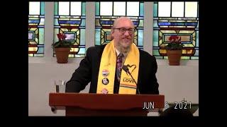 """Failing Upwards"" Rev. Dr. Joshua Snyder - June 6, 2021"