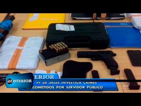 PF de Jales investiga crimes cometidos por servidor público