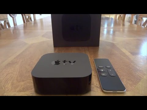 NEW Apple TV 4 Setup &  Features Guide