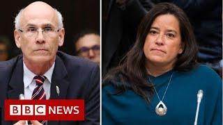 New audio increases pressure on Trudeau in SNC-Lavalin affair - BBC News