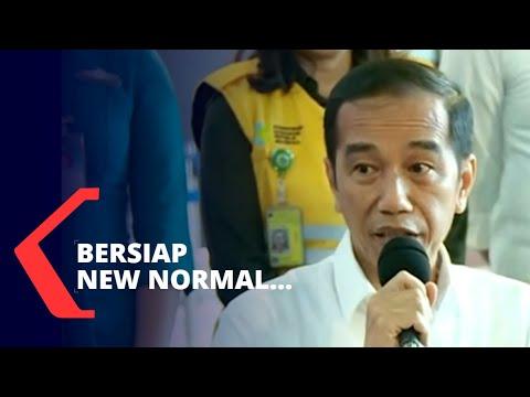 Sorotan: Indonesia Bersiap Jalani New Normal