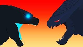 Monsterverse Season 2 Vingança/ Revenge Animation