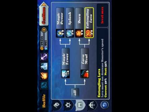 Defender II [IOS] All Stats Max No Cheat
