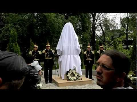 Dezvelire bust. Adrian Paunescu (26.05.2012)
