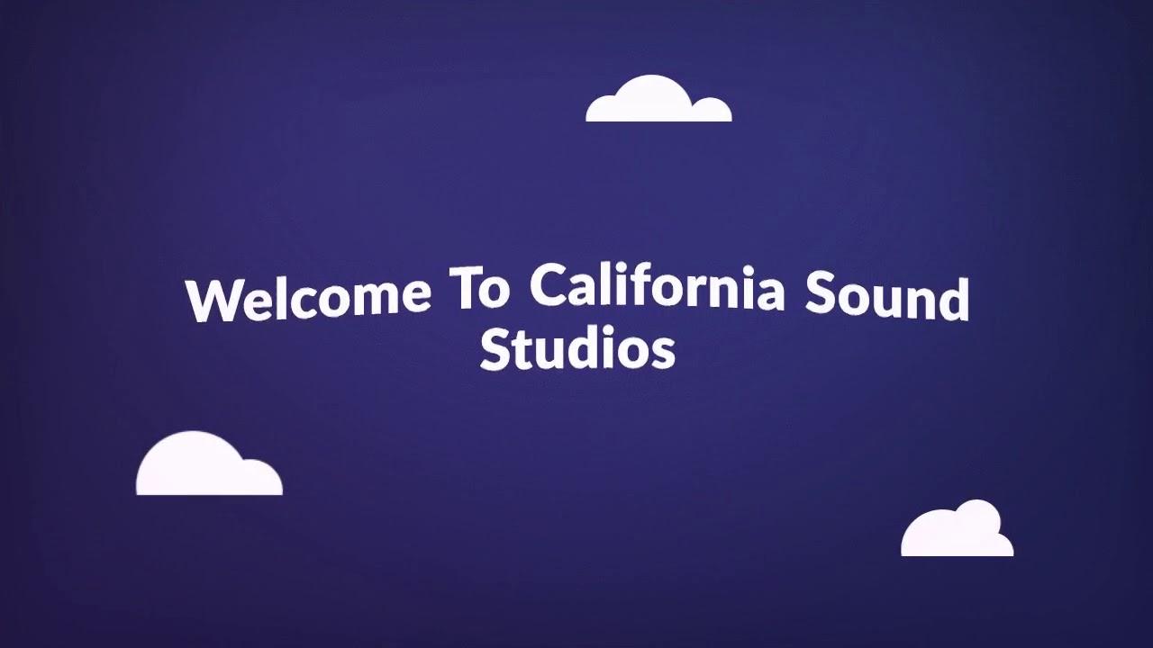 California Sound Studios - Guitar Lessons in Orange County, CA