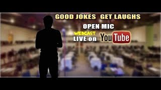 Good Jokes Get Laughs Open Mic @ the Comedy House, Columbia SC