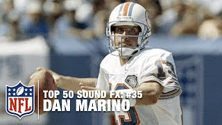 Top 50 Sound FX | #35 Dan Marino's Famous Fake Spike | NFL