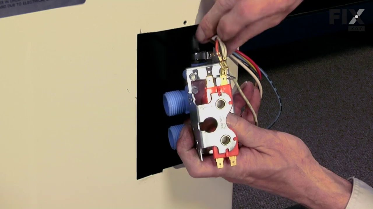maytag washer wiring schematic [ 1280 x 720 Pixel ]