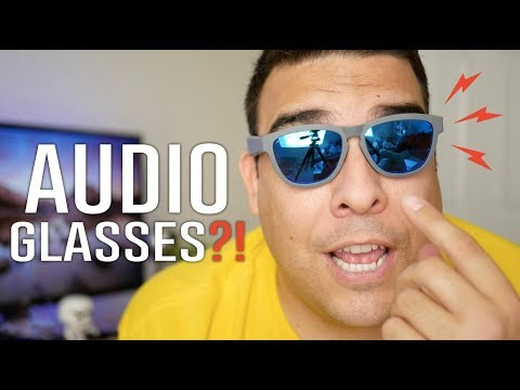Zungle Viper 2 Music Sunglasses Review