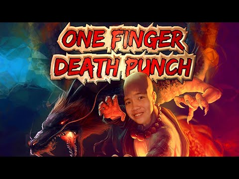 ONE FINGER DEATH PUNCH: LEE SIN + YI + UDYR + KHÁNH :V