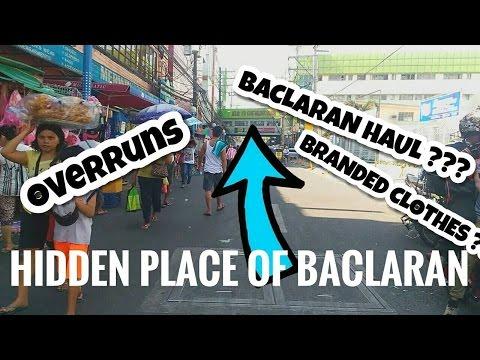 Hidden Place of Baclaran // Vlog #6 | Patricia Teodoro