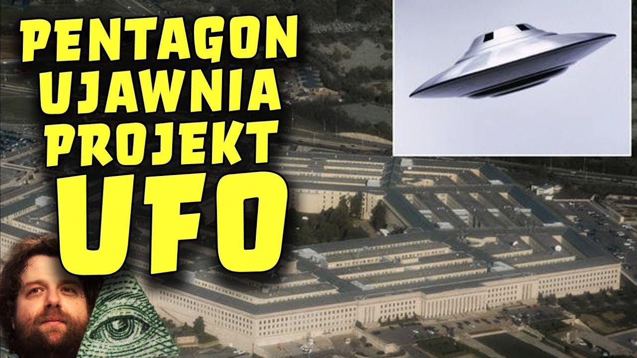 USA: Pentagon ujawnia tajny projekt badania UFO. [ Amerykańskie Wojsko vs Kosmici ]