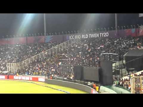 Winning stroke from dhoni india vs australia at pca stadium Mohali