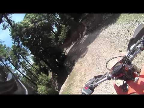Morocco Atlas Mountains Enduro Tour Day 6 Highlights