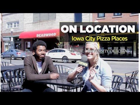 On Location: Iowa City Pizza Places