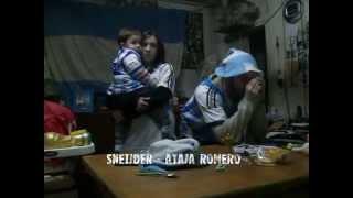 Definicion por penales ARGENTINA HOLANDA  desde el hincha BRASIL 2014