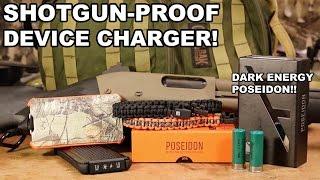 Shotgun-Proof Device Charger! Dark Energy Poseidon
